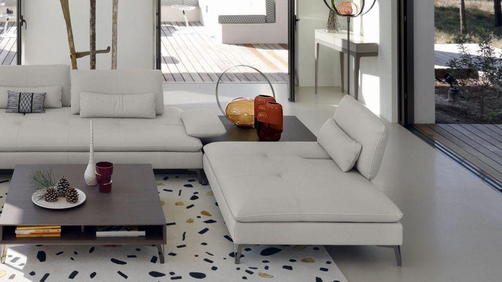 sc nario corner composition roche bobois. Black Bedroom Furniture Sets. Home Design Ideas