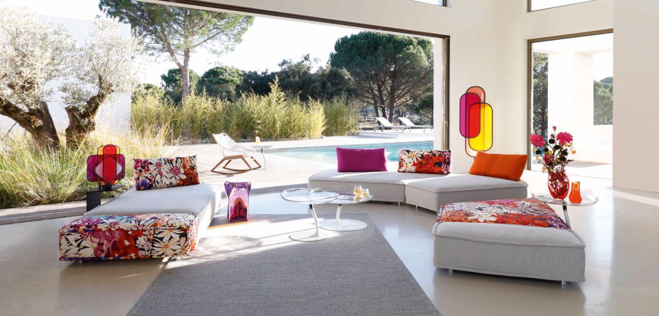 escapade composition roche bobois. Black Bedroom Furniture Sets. Home Design Ideas