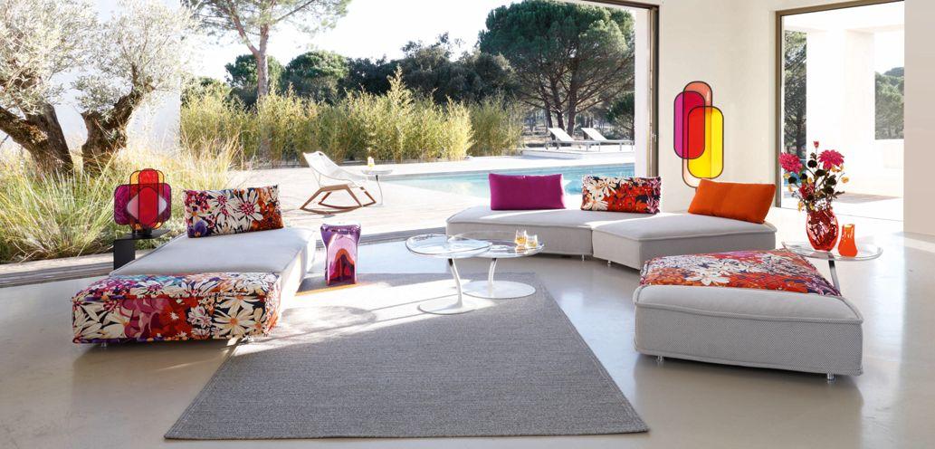 chroma lampe poser roche bobois. Black Bedroom Furniture Sets. Home Design Ideas