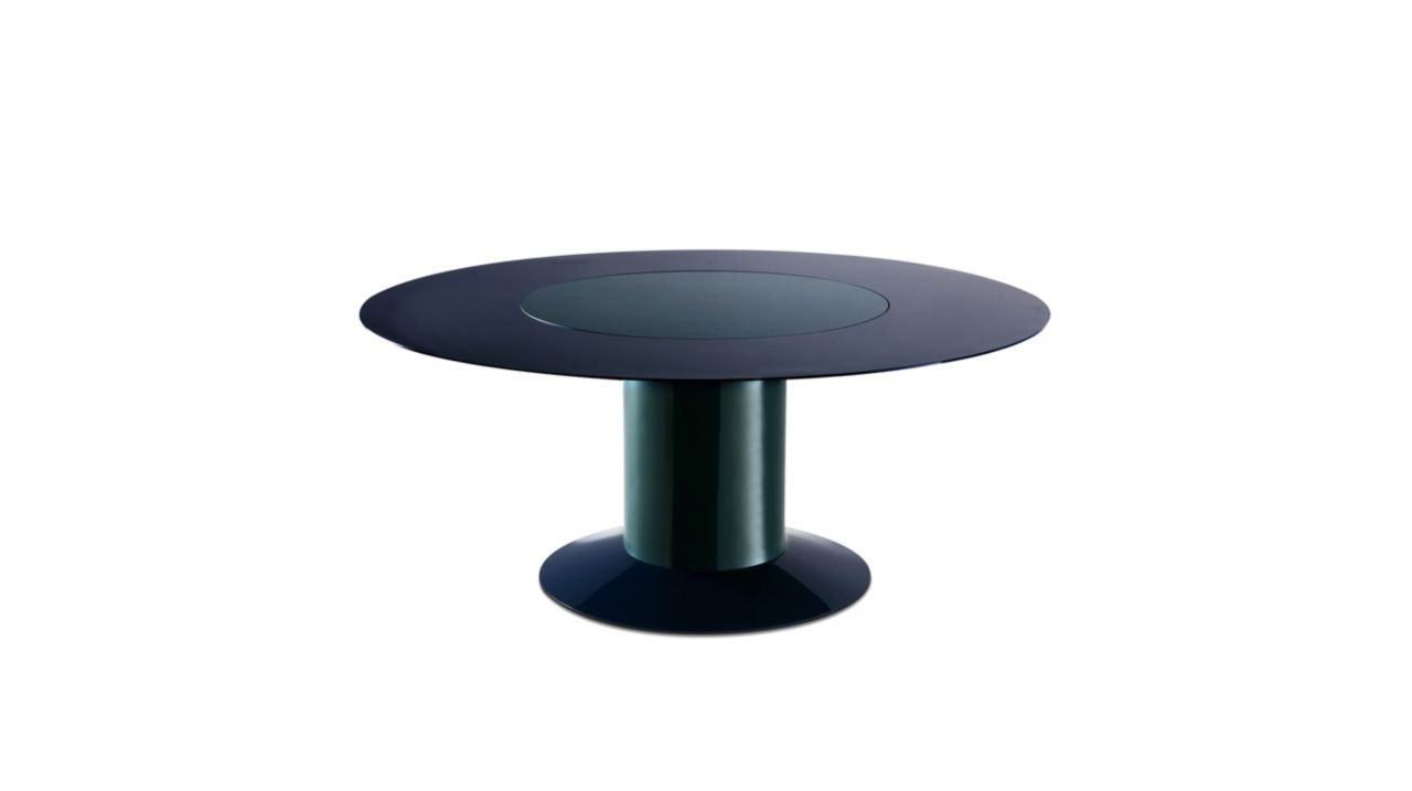 Jean nouvel li da dining table roche bobois - Table salle a manger roche bobois ...