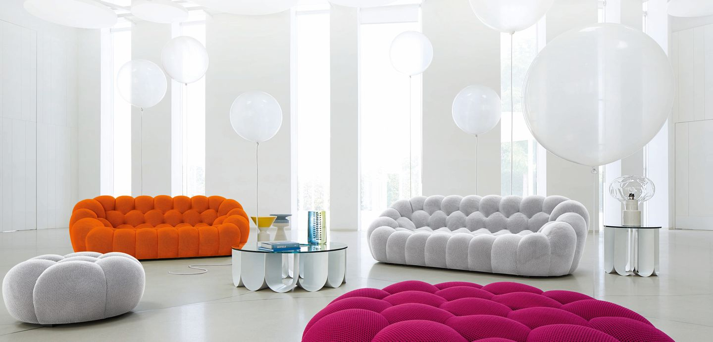 Bubble Large 3 Seat Sofa Roche Bobois