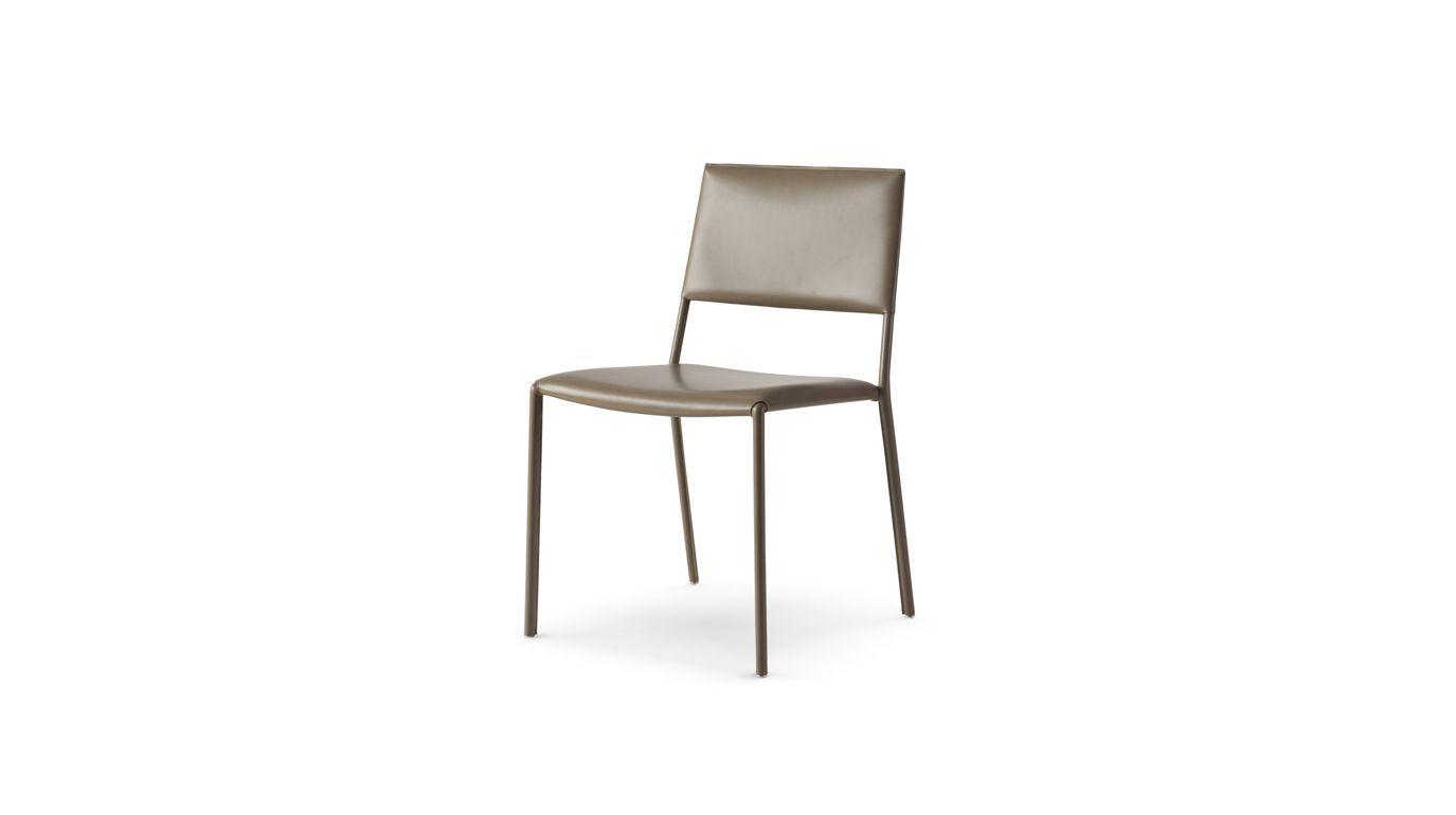 Chaise miki roche bobois for Chaise roche bobois cuir