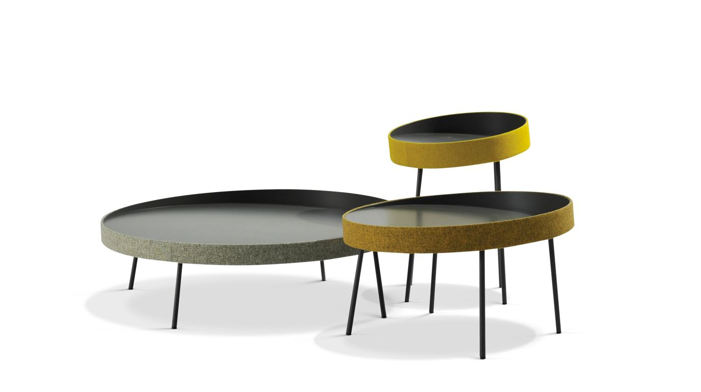 coin cocktail table roche bobois. Black Bedroom Furniture Sets. Home Design Ideas