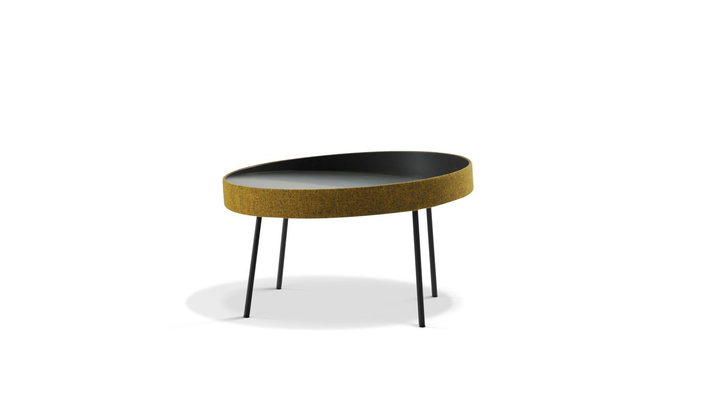 Coin end table roche bobois - Table ovale marbre roche bobois ...