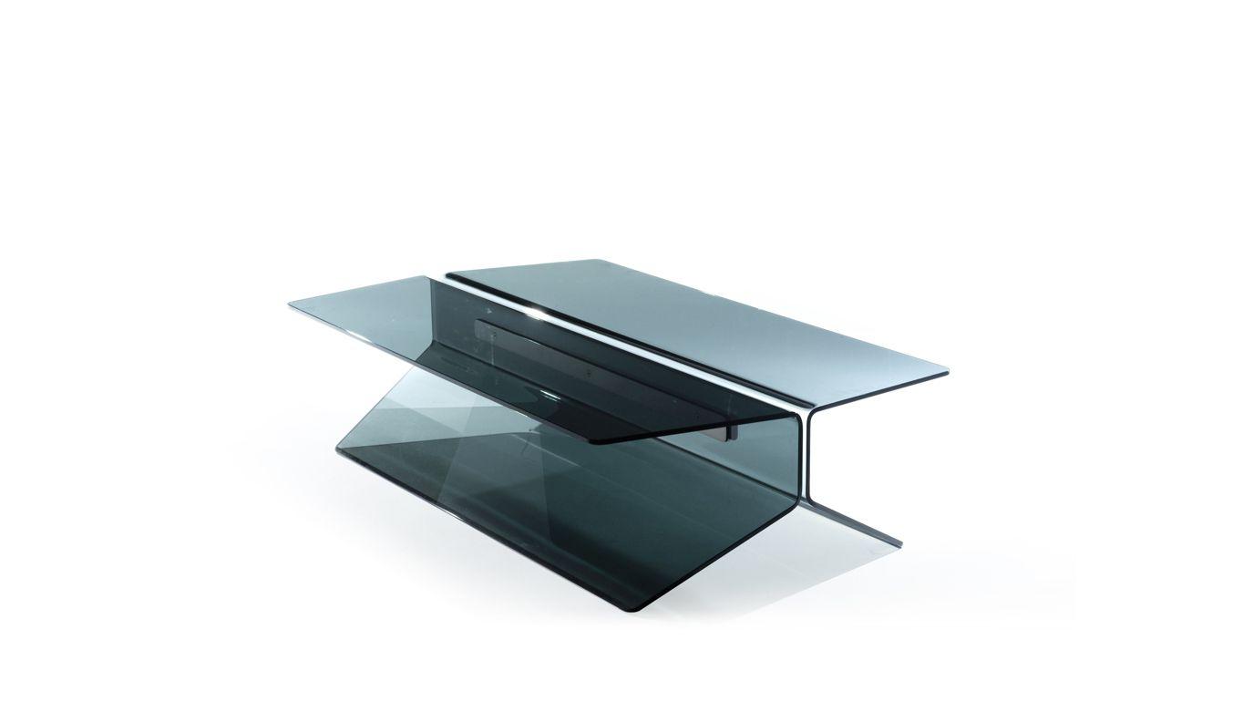 Table basse wing roche bobois - Table basse en verre roche bobois ...