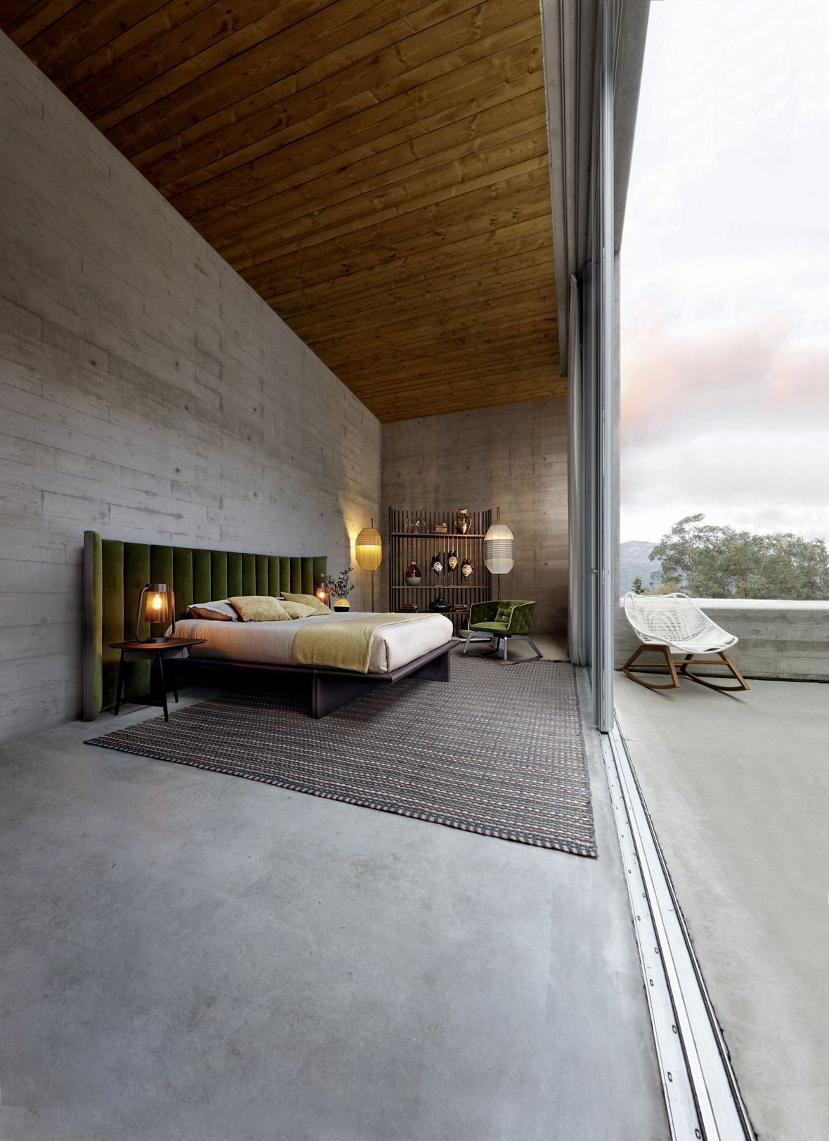 chevet octet roche bobois. Black Bedroom Furniture Sets. Home Design Ideas