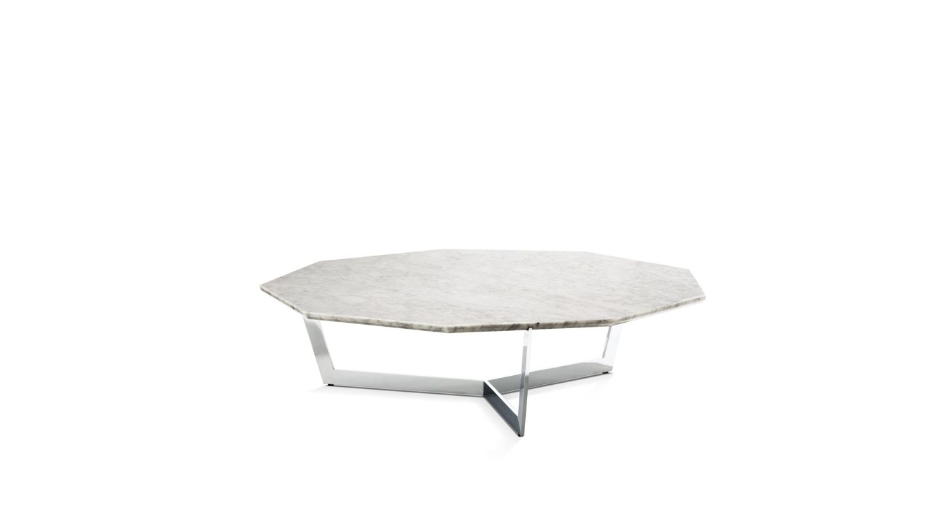 Novae end table roche bobois - Table basse verre roche bobois ...