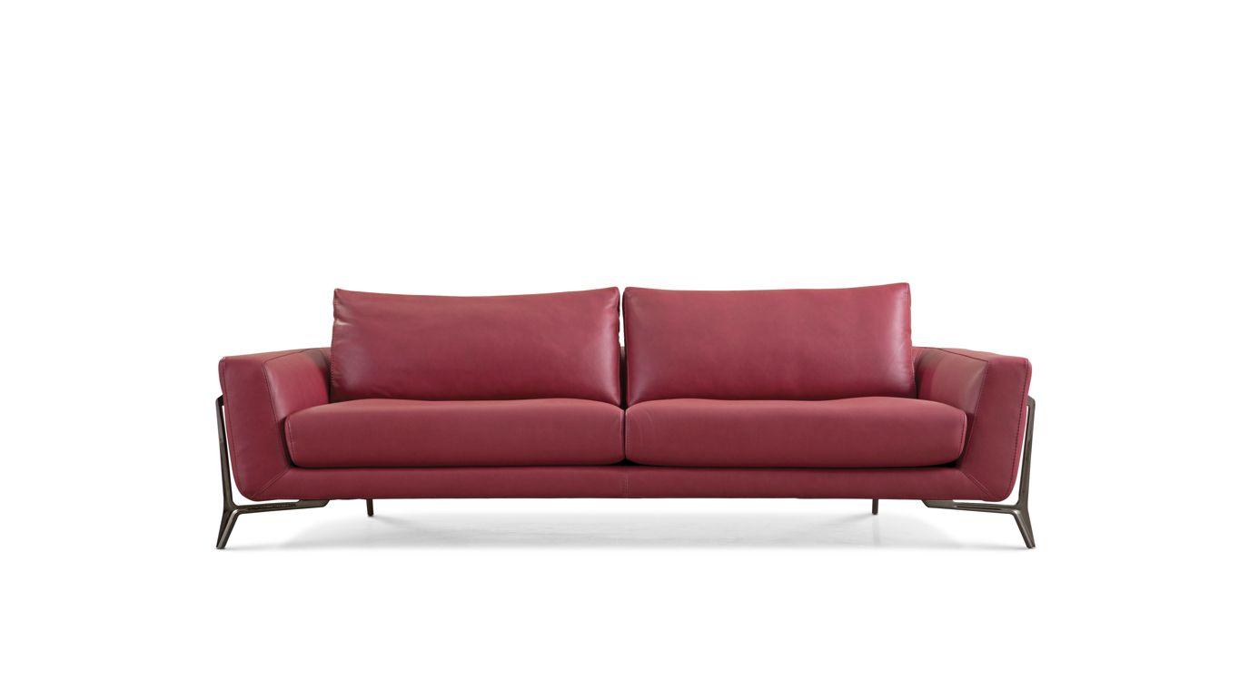allusion large 3 seat sofa roche bobois. Black Bedroom Furniture Sets. Home Design Ideas
