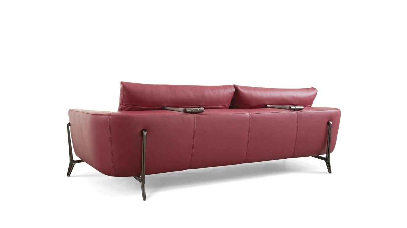 Allusion gran sof 3 plazas roche bobois for Sofa 2 plazas extensible