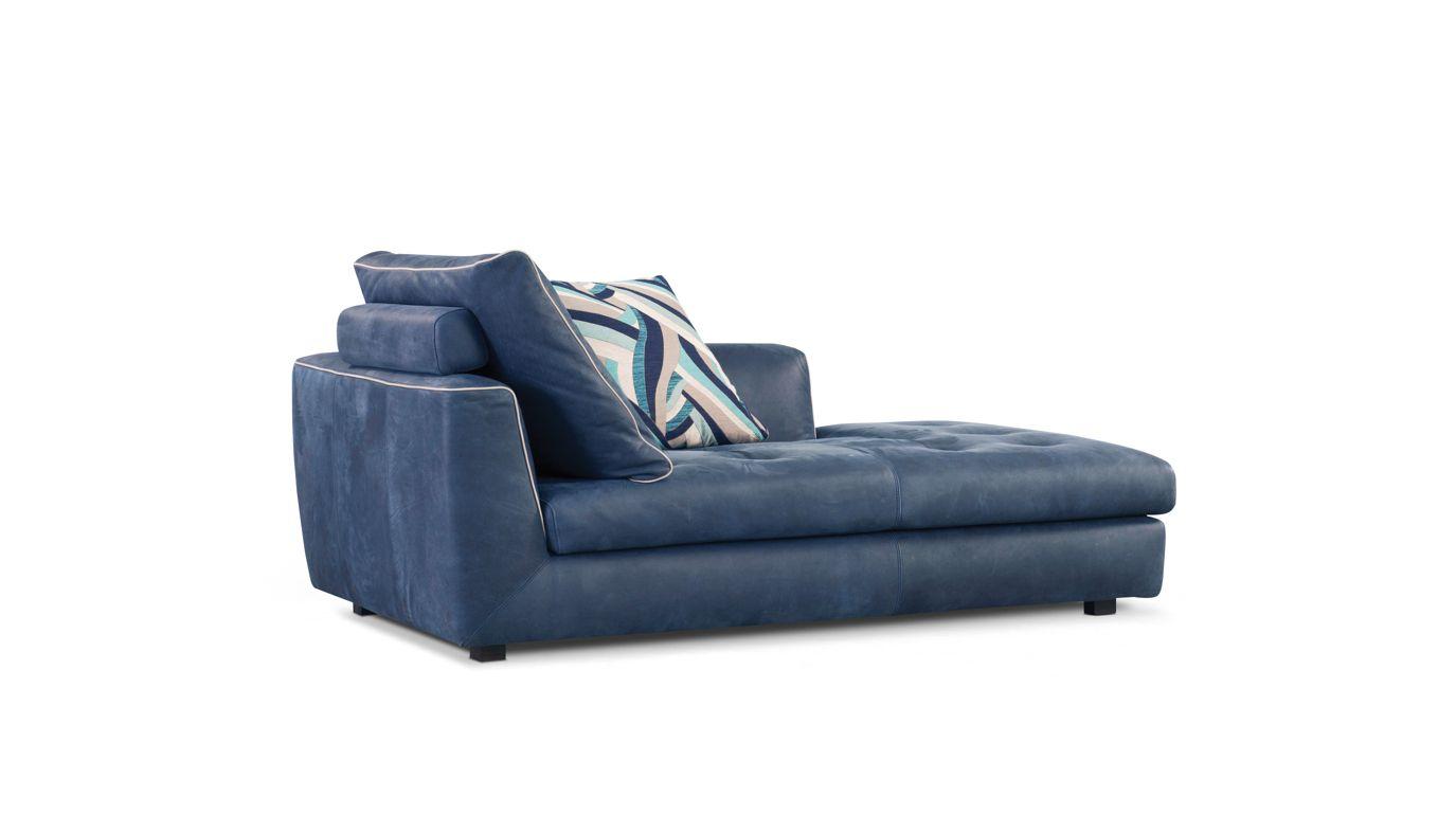 uptown grande chaise longue collection nouveaux. Black Bedroom Furniture Sets. Home Design Ideas