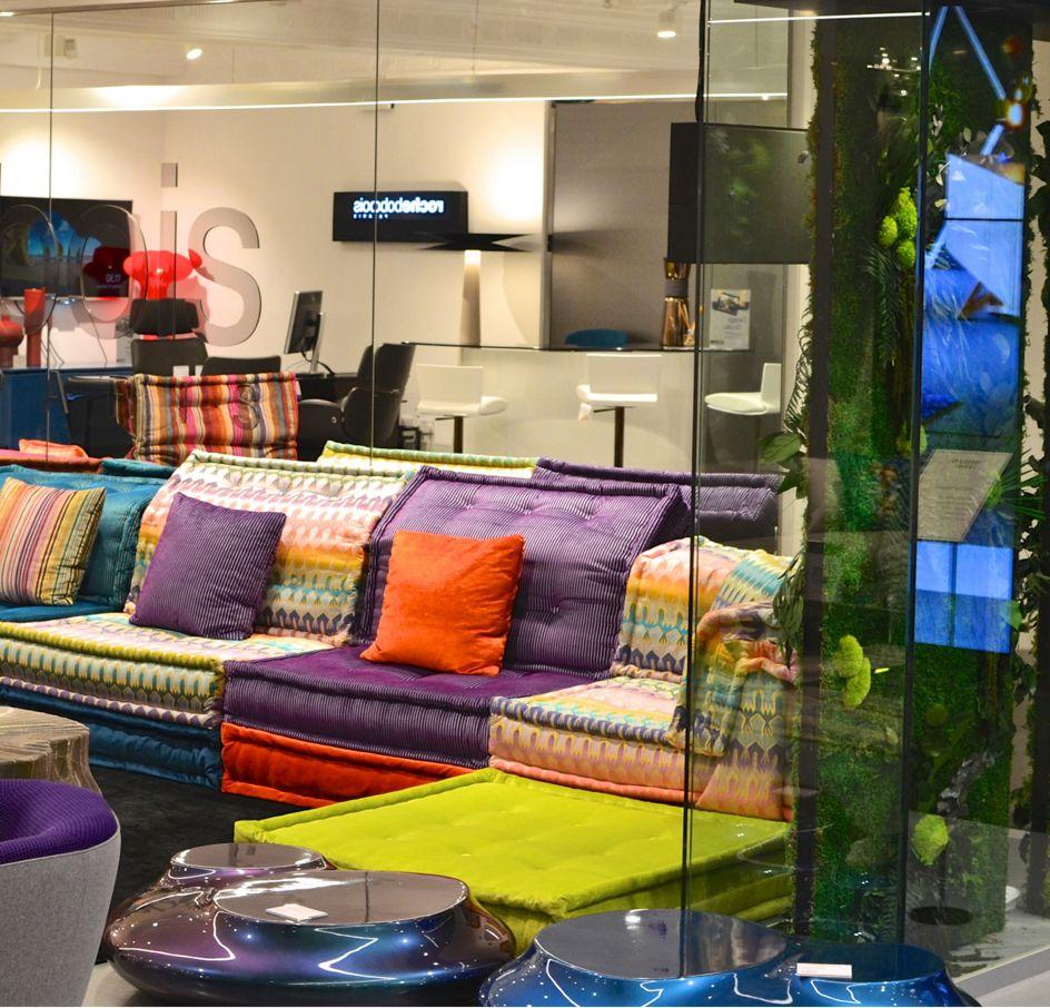 magasin roche bobois london harrods 1 sw1x 7xl. Black Bedroom Furniture Sets. Home Design Ideas