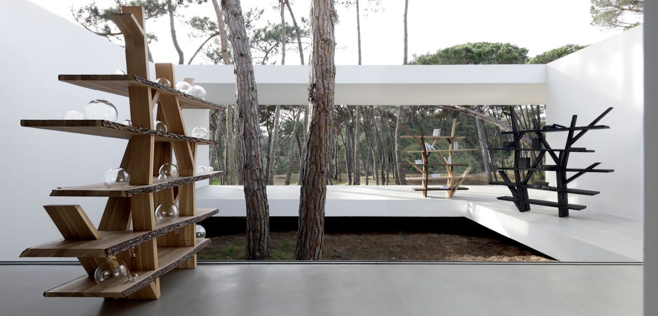 legend biblioth que roche bobois. Black Bedroom Furniture Sets. Home Design Ideas