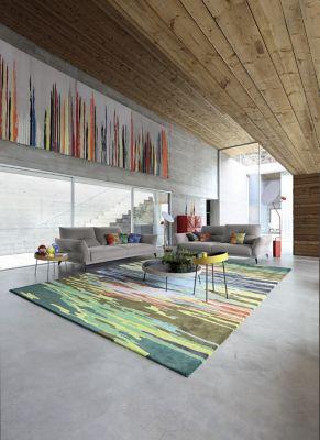 itin raire large 3 seat sofa roche bobois rh roche bobois com B&B Italia Living Room B&B Italia Living Room