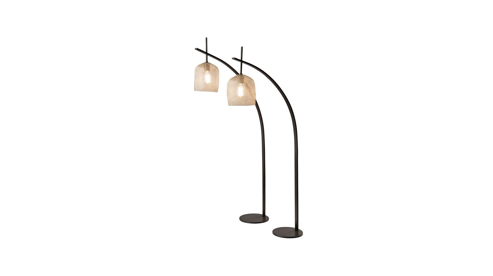 sanur floor lamp roche bobois. Black Bedroom Furniture Sets. Home Design Ideas