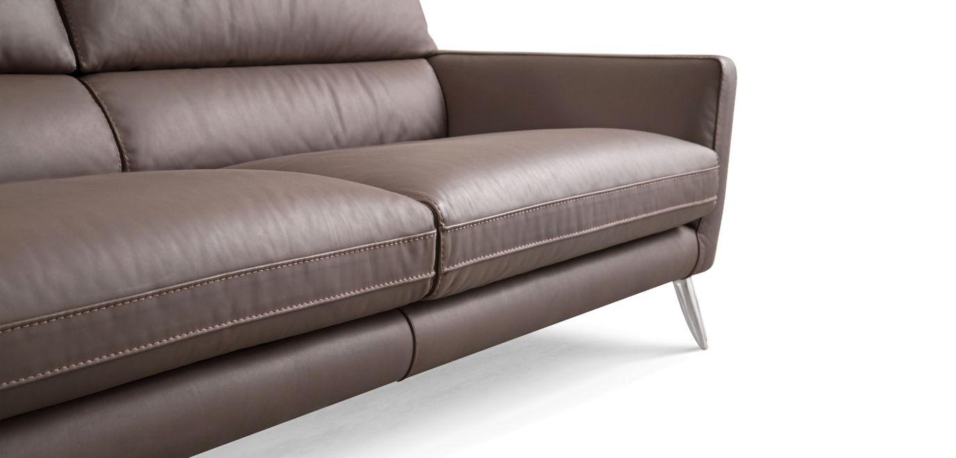 tocade large 3 seat sofa nouveaux classiques collection. Black Bedroom Furniture Sets. Home Design Ideas
