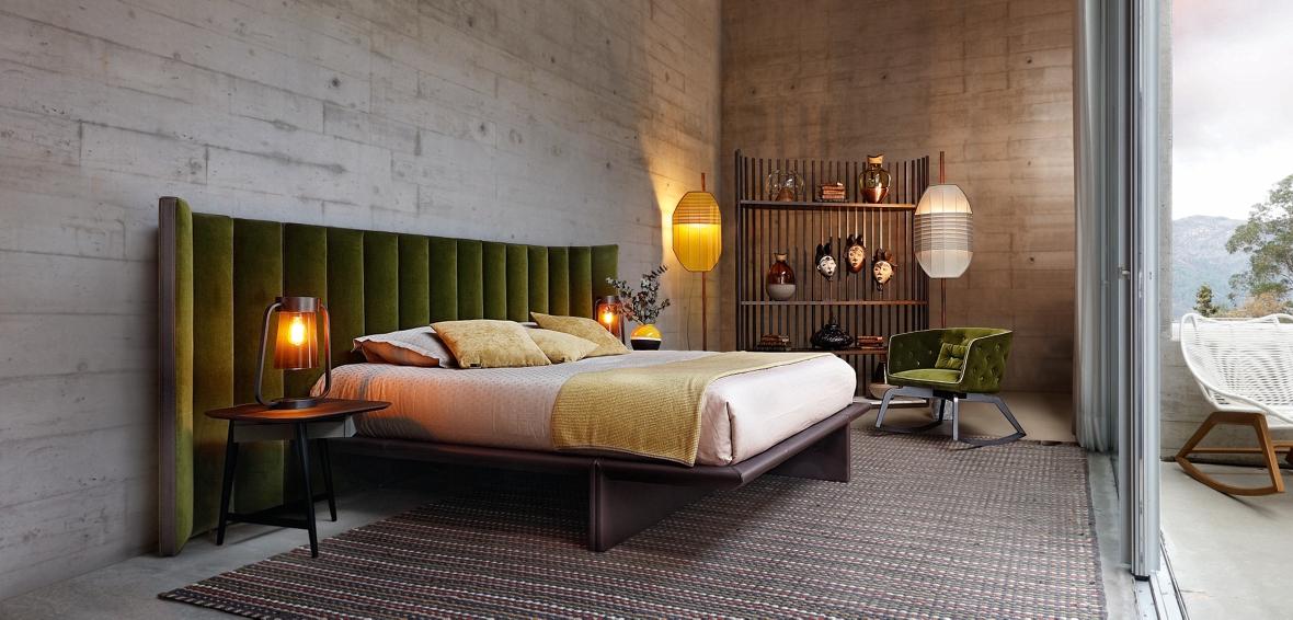 Roche bobois d coration meubles canap s design for Chambre a coucher la roche bobois