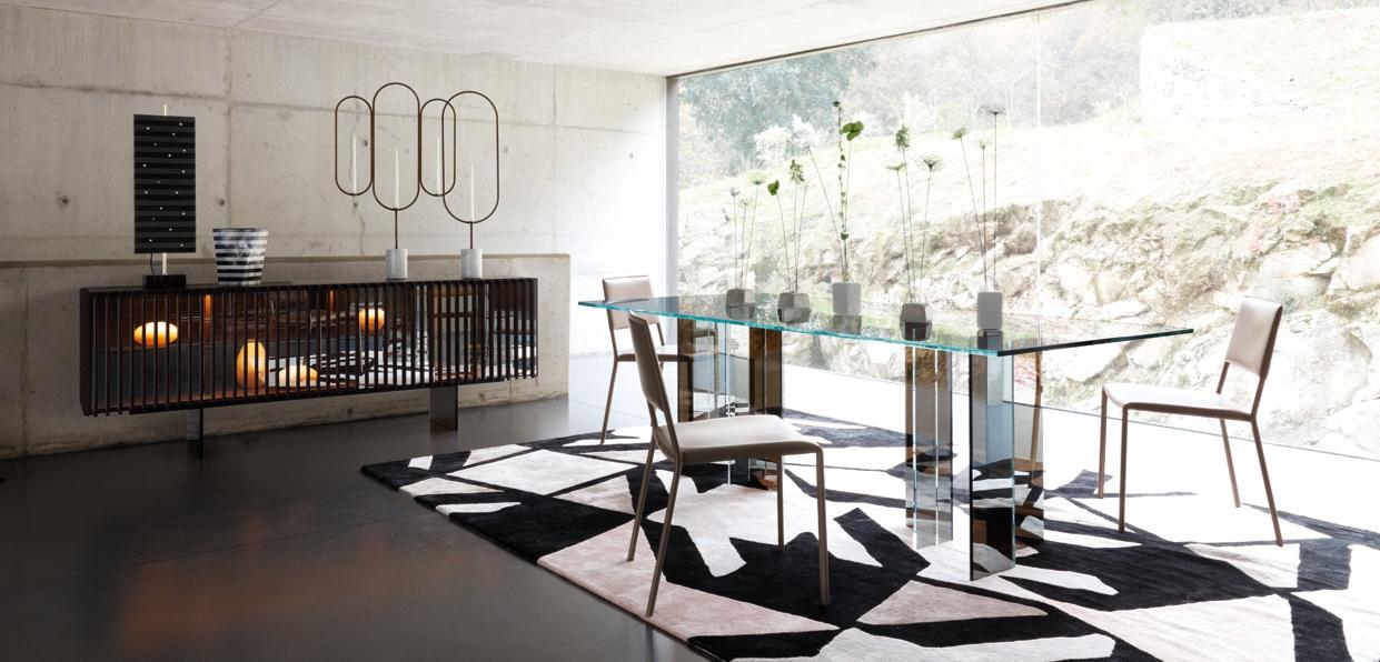 roche bobois dise o interior y mobiliario contempor neo. Black Bedroom Furniture Sets. Home Design Ideas