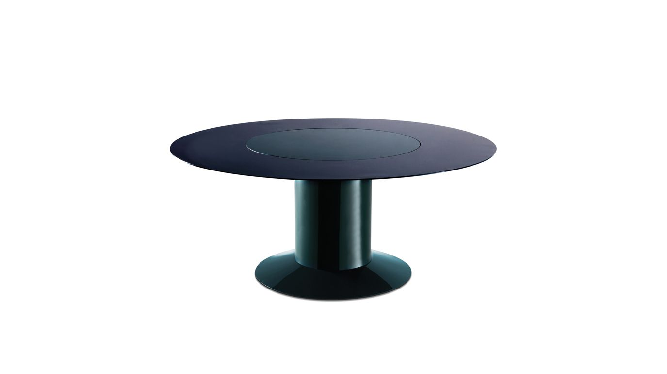 Jean nouvel li da dining table roche bobois for Table salle a manger loft