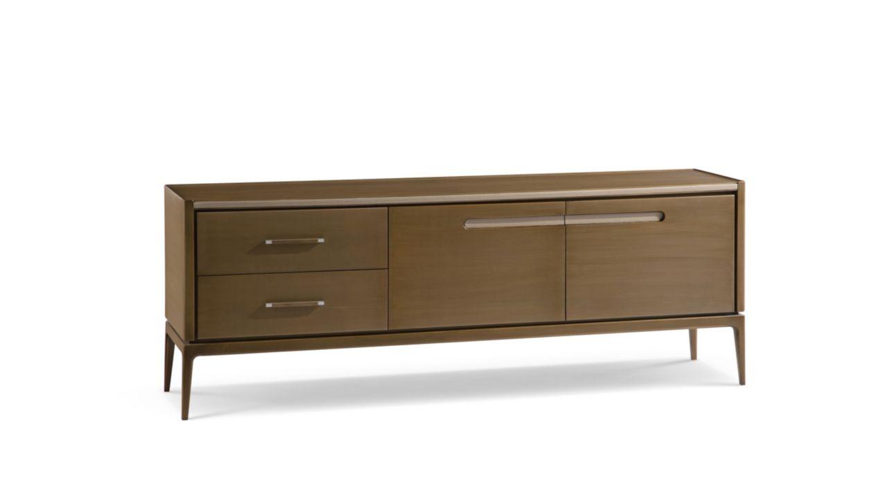 r pertoire buffet bas collection nouveaux classiques roche bobois. Black Bedroom Furniture Sets. Home Design Ideas
