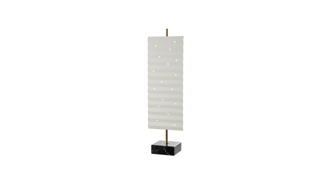 Wallie table lamp roche bobois for Table ardoise roche bobois