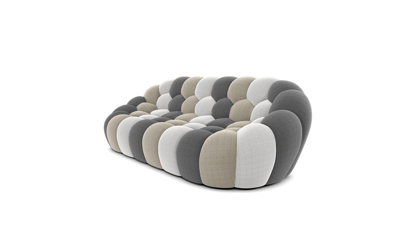 Bubble Large 3 Seat Sofa Roche Bobois