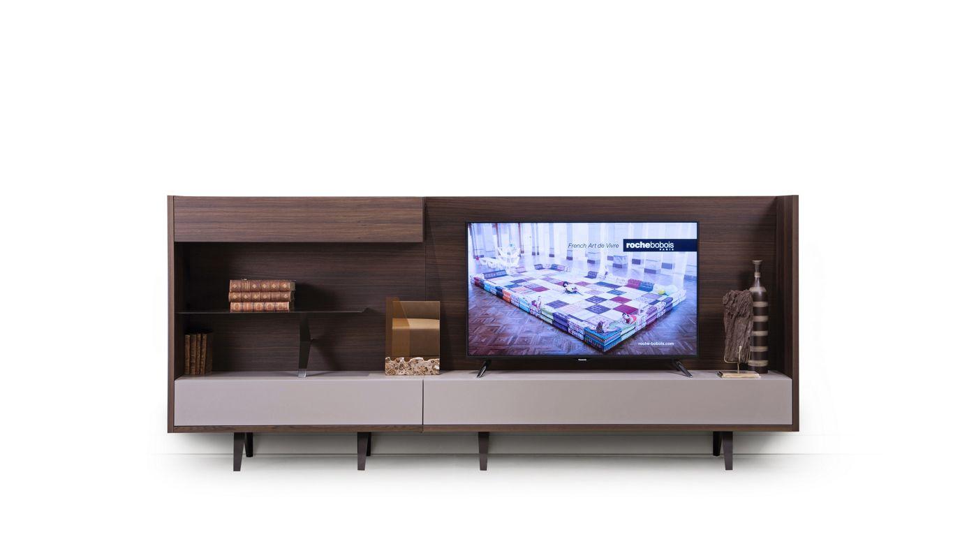 Grand canap 3 places accord roche bobois for Liste de meuble pour la maison