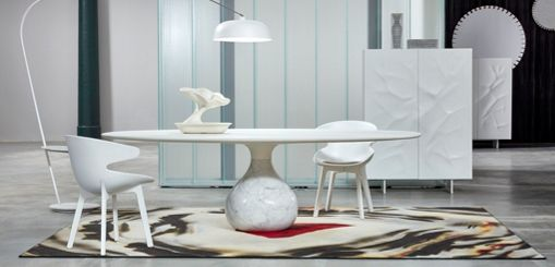 Aqua Dining Table Roche Bobois