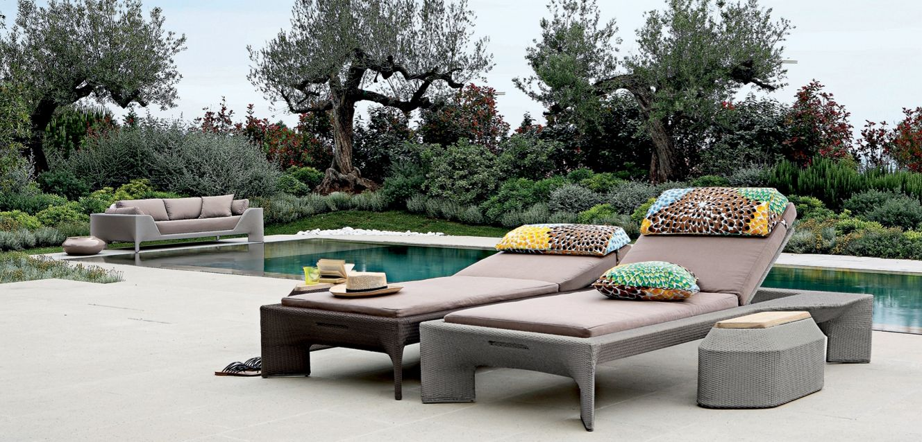 bel air chaise longue roche bobois. Black Bedroom Furniture Sets. Home Design Ideas