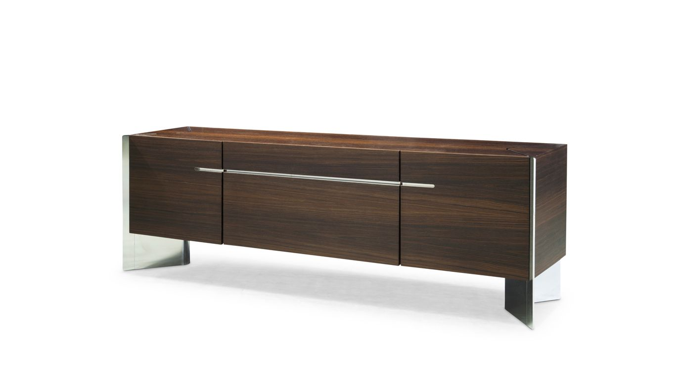 suspens sideboard roche bobois. Black Bedroom Furniture Sets. Home Design Ideas