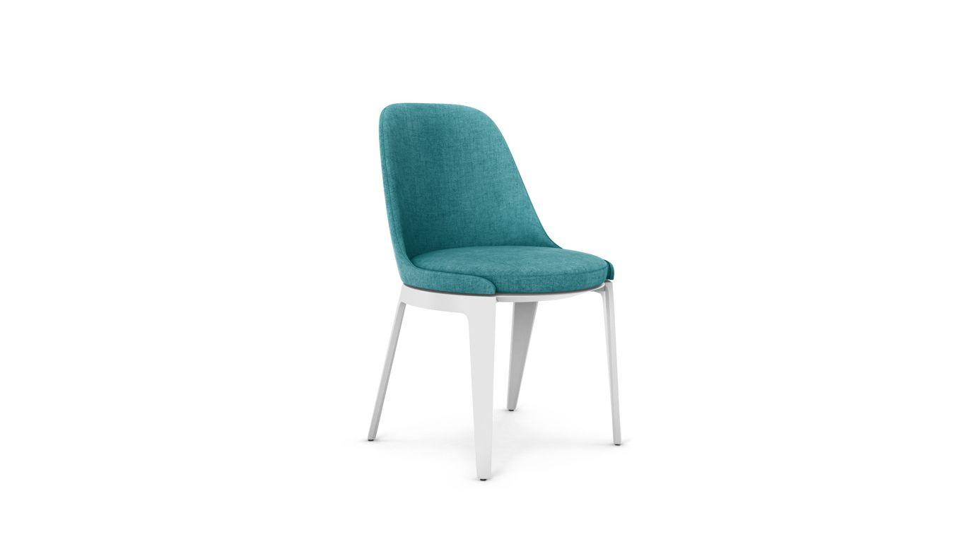 Chaise tournicoti roche bobois - Chaise roche bobois cuir ...