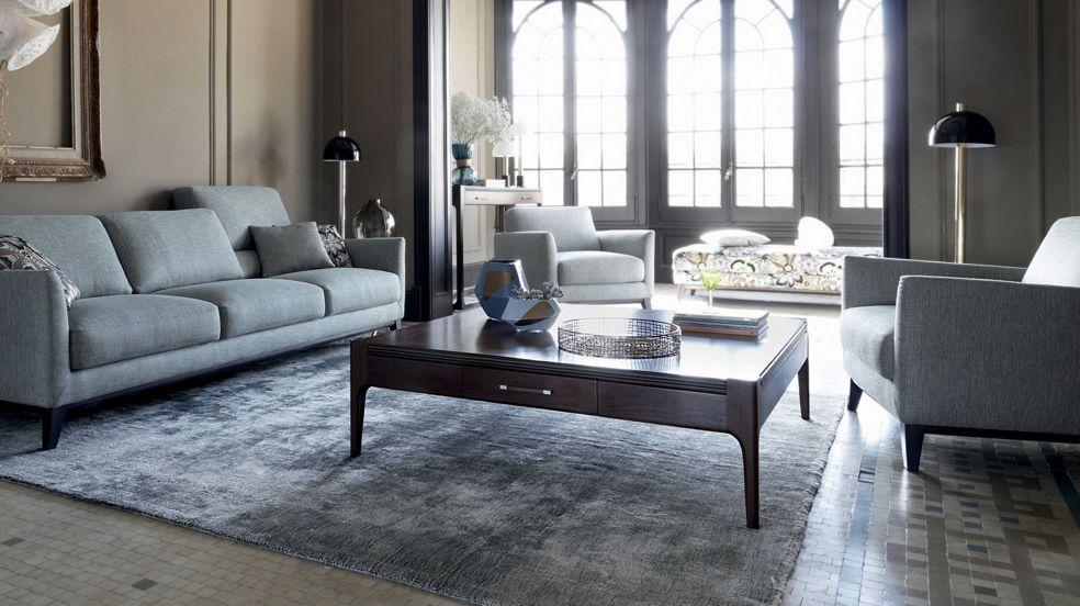 r pertoire banqueta colecci n nouveaux classiques roche bobois. Black Bedroom Furniture Sets. Home Design Ideas