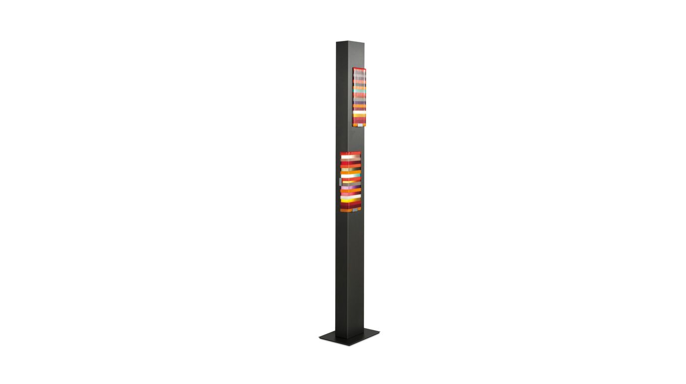 totem lampadaire droit roche bobois. Black Bedroom Furniture Sets. Home Design Ideas