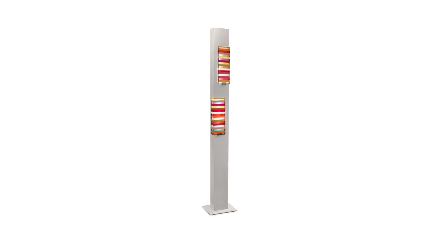 Totem straight floor lamp roche bobois - Lampadaire design roche bobois ...