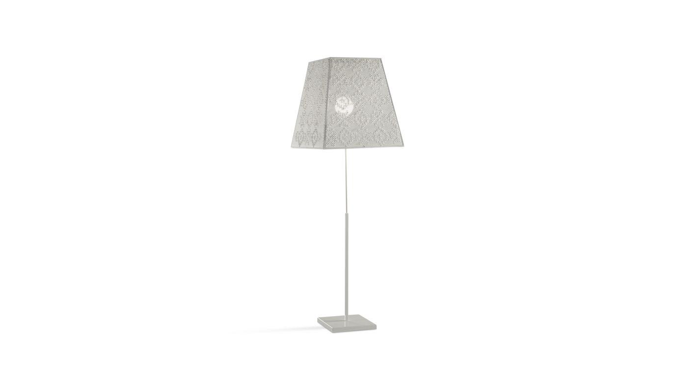 souris lampadaire roche bobois. Black Bedroom Furniture Sets. Home Design Ideas