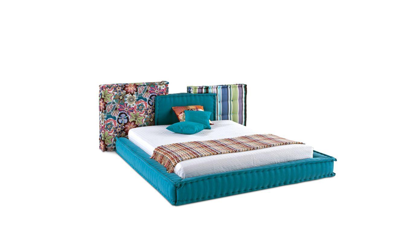 Mah jong bed roche bobois - Tete de lit roche bobois ...