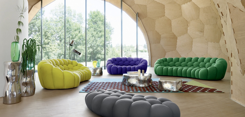 Best roche bobois divani photos for Chaise longue roche bobois