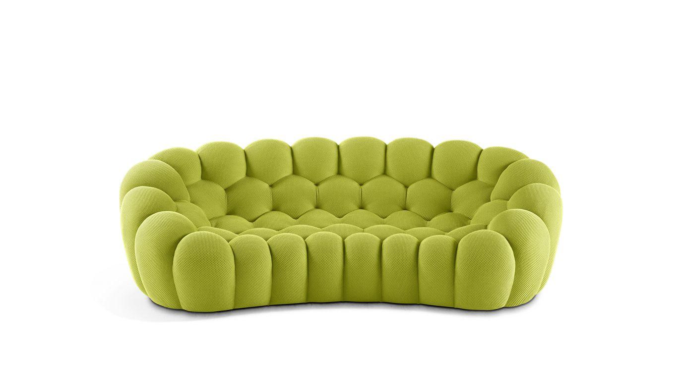 Bubble Curved 3 4 Seat Sofa Roche Bobois