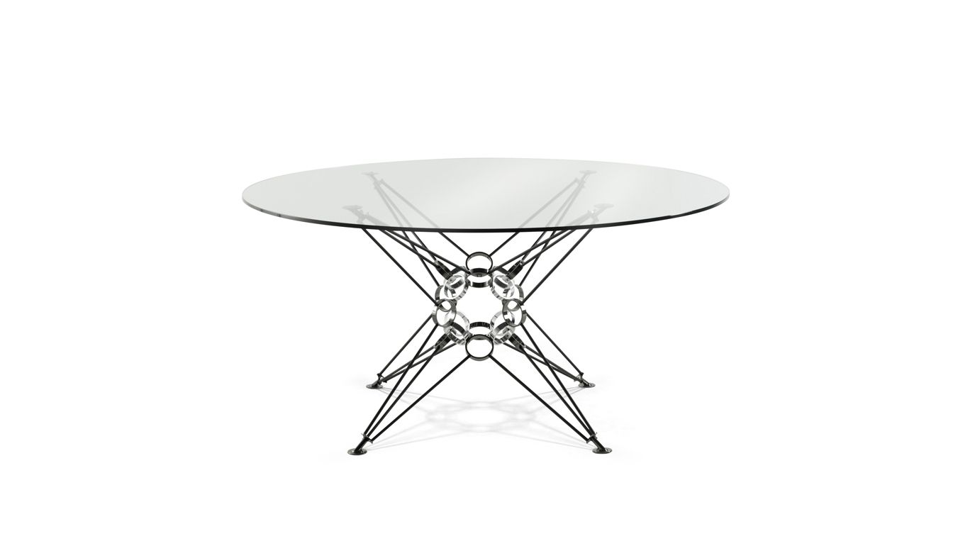 table repas pi 8 roche bobois. Black Bedroom Furniture Sets. Home Design Ideas