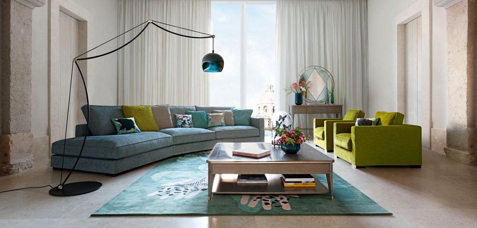 long island canap composable par l ments collection nouveaux classiques roche bobois. Black Bedroom Furniture Sets. Home Design Ideas