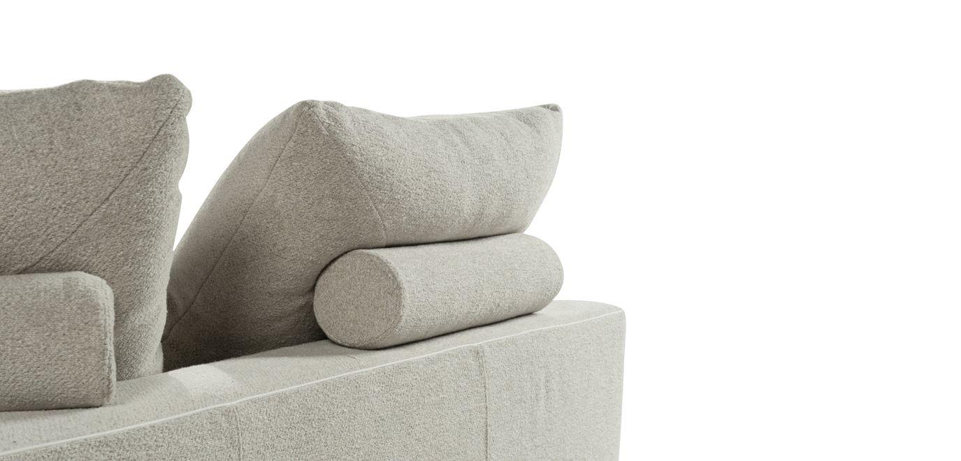pr face canap composable par l ments roche bobois. Black Bedroom Furniture Sets. Home Design Ideas