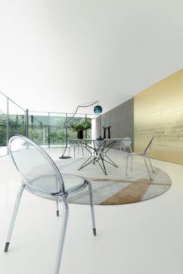 Tavoli allungabili rotondi moderni tavolino soggiorno design