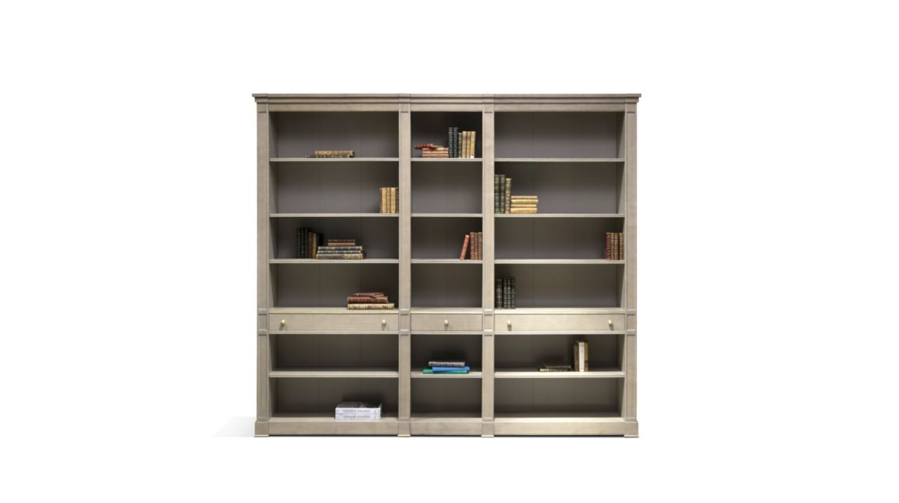 coupole bookcase nouveaux classiques collection roche. Black Bedroom Furniture Sets. Home Design Ideas