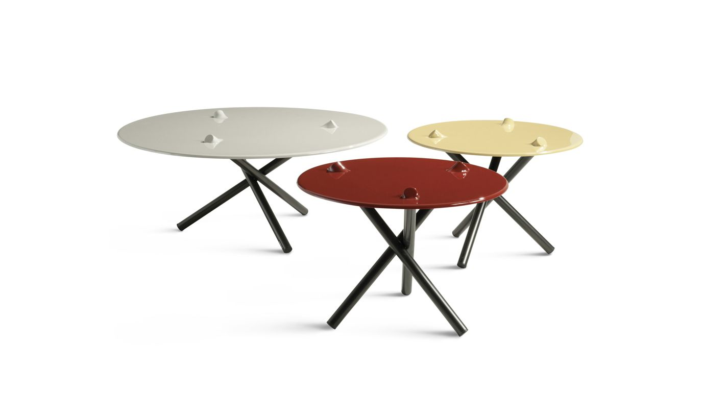 Push cocktail table roche bobois - Table ovale marbre roche bobois ...