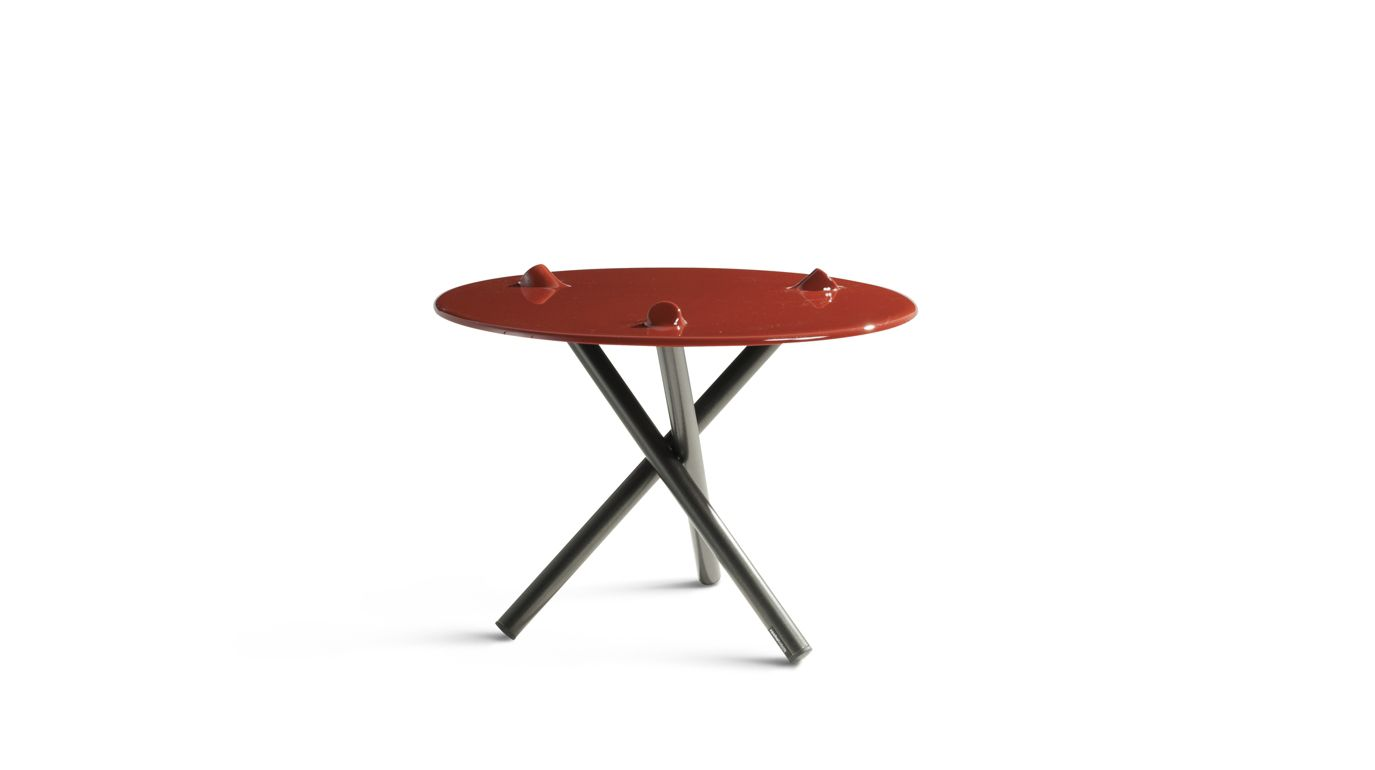 Push end table roche bobois - Table ovale marbre roche bobois ...