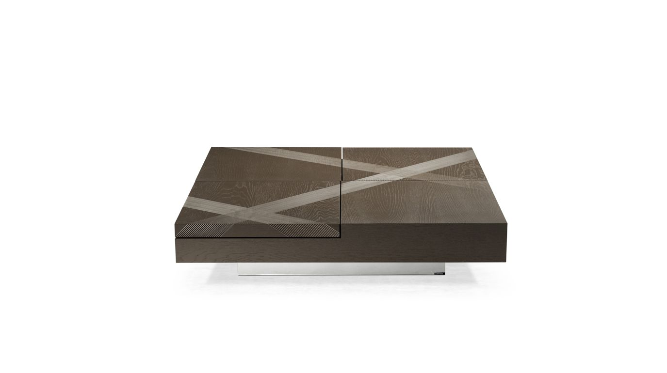 Track cocktail table roche bobois