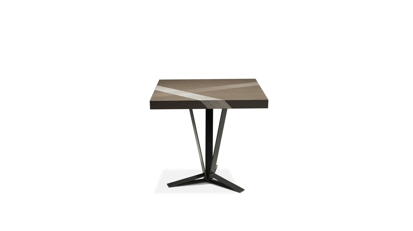 Track dining table roche bobois - Table ovale marbre roche bobois ...