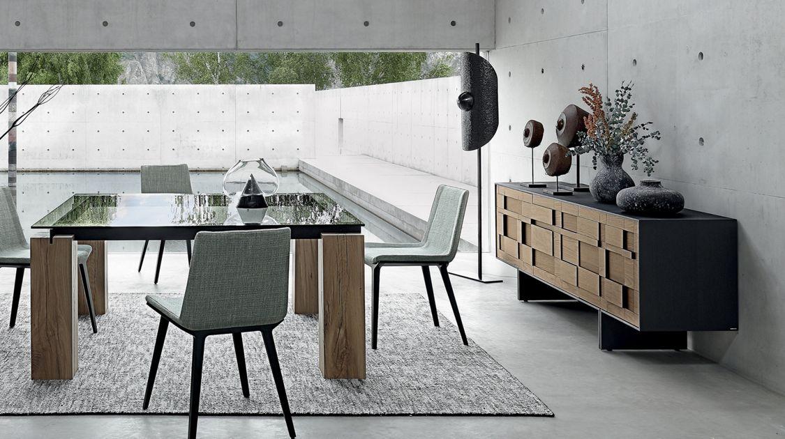 nat china unit roche bobois. Black Bedroom Furniture Sets. Home Design Ideas