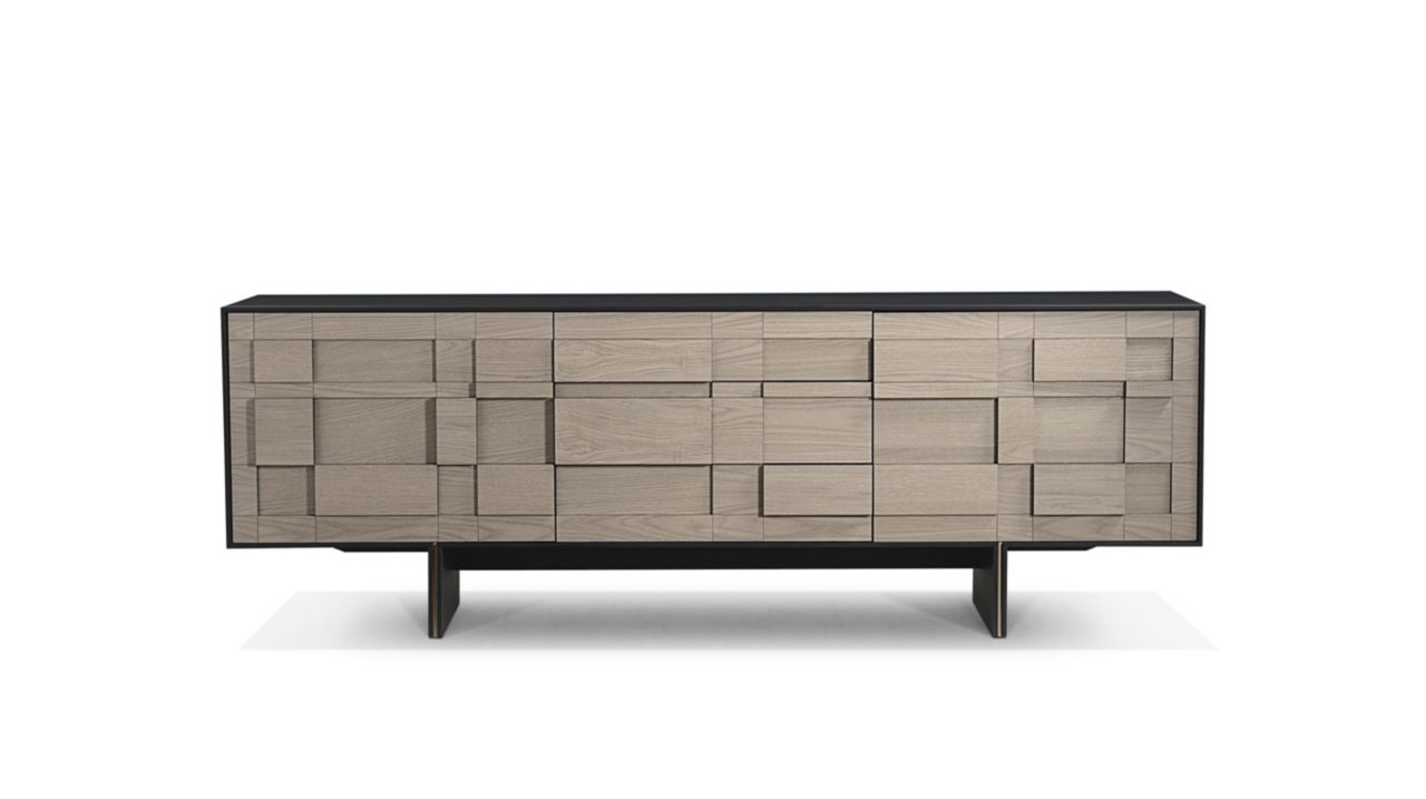 nat buffet roche bobois. Black Bedroom Furniture Sets. Home Design Ideas