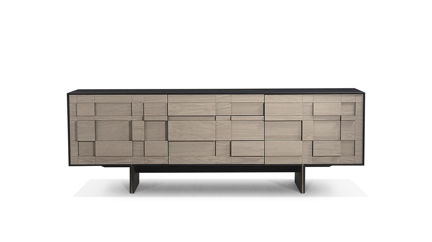 buffet nat roche bobois. Black Bedroom Furniture Sets. Home Design Ideas
