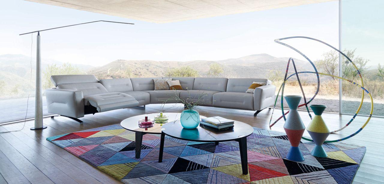 Intervalle modular sofa roche bobois - Sofa rock en bobois ...